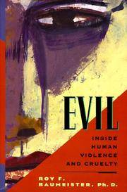 EVIL INSIDE HUMAN VIOLENCE AND CRUELTY (HB 1996)