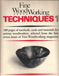 Fine Woodworking Techniques 1