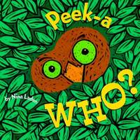 PEEK A WHO BOARD