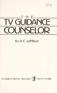 The TV Guidance Counselor