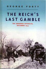 The Reich\'s Last Gamble