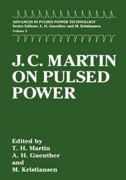 J. C. Martin on Pulsed Power