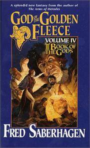 God of the Golden Fleece (Book of the Gods)