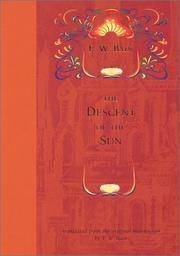 Descent of the Sun (Indian Stories of F.W.Bain)