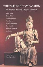 The Path of Compassion Writings on Socially Engaged Buddhism