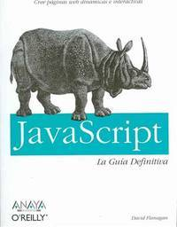 image of JavaScript: La guia definitiva/ The Definitive Guide