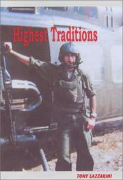 Highest Traditions (Signed Copy) : Memories of War