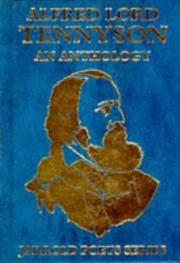 image of Alfred Lord Tennyson: An Anthology
