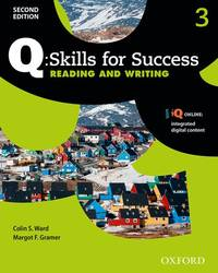 Q : Skills for Success : Reading and Writing
