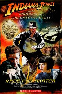 Race for Akator (Indiana Jones and the Kingdom of the Crystal Skull)