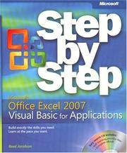 Microsoft® Office Excel® 2007 Visual Basic® for Applications...