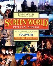Screen World 1994 Film Annual: Volume 45