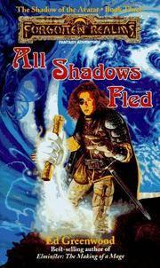 All Shadows Fled