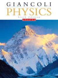 image of Physics: Principles with Applications (6th Edition) (Updated)