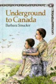 UNDERGROUND TO CANADA