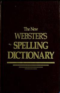 New Webster's Spelling Dictionary