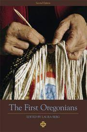 The First Oregonians, Second Edition