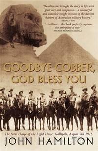 GOODBYE COBBER, GOD BLESS YOU