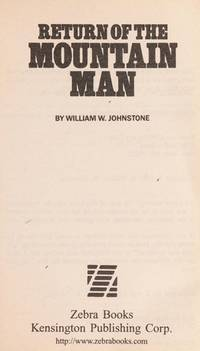 image of Return Of The Mountain Man (The Last Mountain Man)