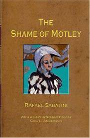 image of The Shame of Motley