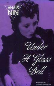 Under a Glass Bell and Other Stories
