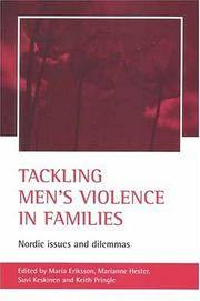 Tackling Men's Violence in Families: Nordic Issues and Dilemmas