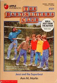 image of Jessi and the Superbrat (Baby-Sitters Club, 27)
