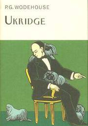 image of Ukridge (Everyman Wodehouse)