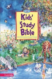 NIrV Kids Study Bible, Revised (Big Ideas Books) Tanis, Joel