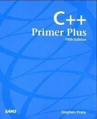image of C++ Primer Plus: Teach Yourself Object-oriented Programming by Prata, Stephen (1991) Paperback
