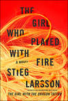 image of The Girl Who Played with Fire: Book Two Of The Millennium Trilogy (Millennium Series)