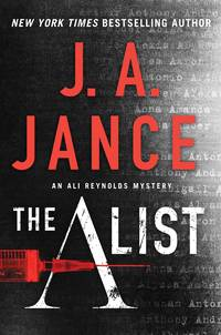 The A List by J.A. Jance - January 2020 - from Rediscovered Books (SKU: 316769)
