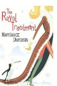 The Royal Treatment (Alaskan Royal Family, Book 1)