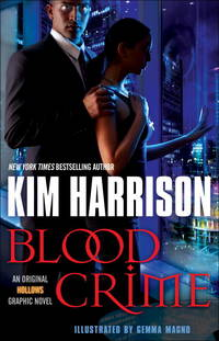BLOOD CRIME by KIM HARRISON - Hardcover - from Montclair Book Center and Biblio.com