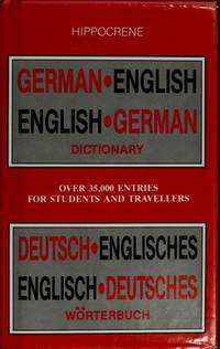 Hippocrene Practical Dictionaries English-Deutsch German-Englisch