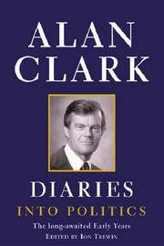image of Diaries. Into Politics