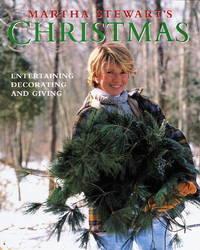 image of MARTHA STEWART'S CHRISTMAS : Entertaining, Decorating and Giving