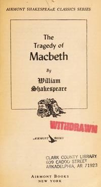 image of TRAGEDY OF MACBETH