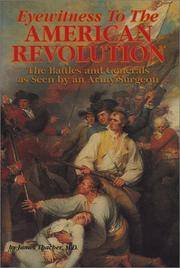 Eyewitness to the American Revolution