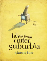 Tales from Outer Suburbia *1st Canadian edition, signed w/sketch*