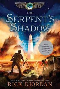 The Kane Chronicles, The  Book Three: Serpent's Shadow