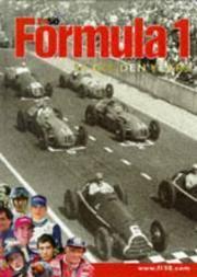 Formula One : 50 Golden Years by  David Tremayne - Hardcover - from Bonita (SKU: 0953190021.G)