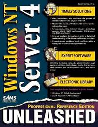 Windows Nt 4 Server Unleashed: Professional Reference Edition