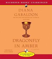 image of Dragonfly in Amber (Outlander) (Audio CD)