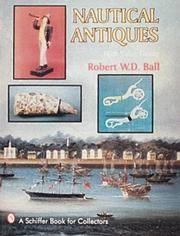 Nautical Antiques (Schiffer Book for Collectors (Paperback))