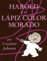 image of HAROLD Y EL LAPIZ COLOR MORADO