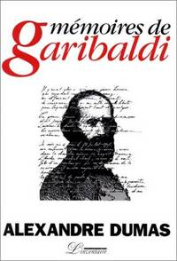Memoires de Garibaldi (French Edition)