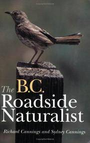 The B. C. Roadside Naturalist