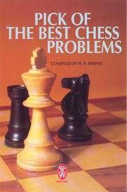 Pick of the Best Chess Problems (Paperfronts)