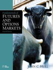 image of Fundamentals of Futures and Options Markets (4th Edition)